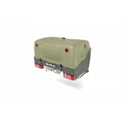 Gepäckbox V1 Grün
