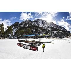 Skiträger Aragon auf AHK